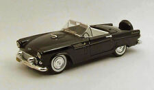 Ford Thunderbird Spyder Marilyn Monroe 1956 Black 1:43 Model RIO4387 RIO