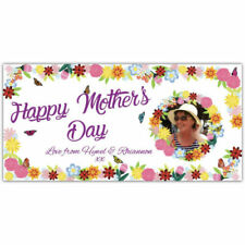 Mother's Day Party Party Banners