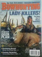 Petersen's Bowhunting June 2017 Lady Killers Perfect Deer Plan FREE SHIPPING sb