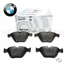 For BMW E60 E61 E65 E66 525i 545i Front Brake Pad Set Genuine 34 11 6 794 915