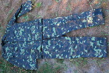 USSR / RUSSIAN MILITARY CAMO UNIFORM SET.BDU SUIT  Ukraine