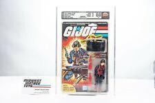 Vintage GI Joe - Action Figure - 1984 Scrap Iron 32 Back AFA 60 - HASBRO MOC