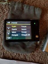SANYO VPC-E1500TP Digital Camera W/ Originals