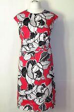 Feminines Gerry Weber Kleid Gr. 46 Stufen Look Damenkleid Etuikleid