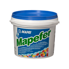 Mapefer Mapei da 2 kg Malta anticorrosiva bicomponente