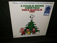 Vince Guaraldi Charlie Brown Christmas Sealed New Snowflake PictureDisc Vinyl LP