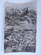 Cpsm Adelboden (4448 10/12ft) Mit Kl. U. Gr. Lohner