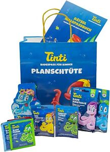 Tinti  Planschtüte Badespaß 9 Teile
