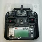 Flysky FS-I6X 2.4GHz 6CH AFHDS 2A RC Transmitter For RC Drone Airplane USA