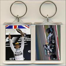 F1 Champions. 2014 Lewis Hamilton. Keyring / Bag Tag.