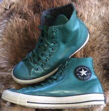 Converse - All Star - Chuck Taylor - Green Rubber - Size Men's 10/Women's 12