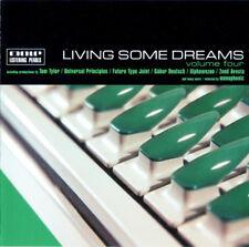 Living Some Dreams 4 Zend Avesta Alphawezen Taxi  / Mole Listening Pearls CD
