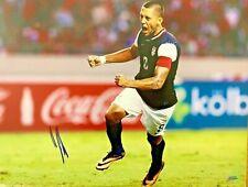 Clint Dempsey Americam Soccer player SIGNED 11X14 ORIGINAL PHOTOGRAPH