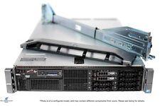 Dell PowerEdge R710  -2x L5520 QC 2.26 Ghz -16GB Ram - 6x146GB HDD