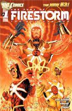 DC COMICS THE NEW 52 FIRESTORM Volume 1,2 & 3 Graphic Novel Gift Bundle set