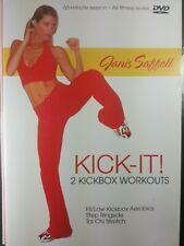 Janis Saffell - Kick It (DVD, 2005)