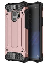 For Samsung Galaxy S9 / Plus Heavy Duty Dual Layer Hard Cover Shockproof Case