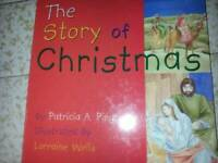 The Story of Christmas - Board book By Patricia A.  Pingry - GOOD