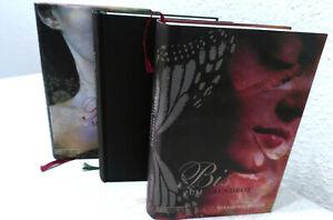 Biss zum Morgengraunen Abendrot Ende der Nacht von Stephenie Meyer 3 Bände