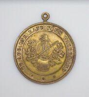 1896 Germany - Stadt Mannheim Verbandsschiessen Shooting Medal.