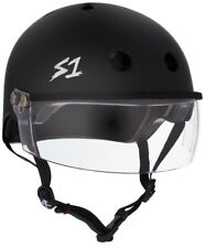 S One Lifer Helmet With Visor Matte Black - Size Xl - Brand New