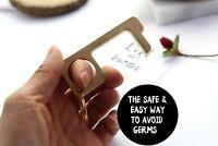 Germ Free Door Opener, Safe touch tool, Germ Tool, Quarantine tool,Hygienic Tool