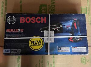 "Bosch Bulldog Core18V 1"" SDS-Plus Rotary Hammer GBH18V-26DK15 NEW FREE SHIPPING"