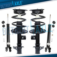 Front Struts + Rear Shock Absorbers for 2007 - 2009 2010 2011 2012 Nissan Altima