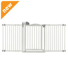 Richell One-Touch Gate Ii Wide Origami White 94933 Pet GATE NEW