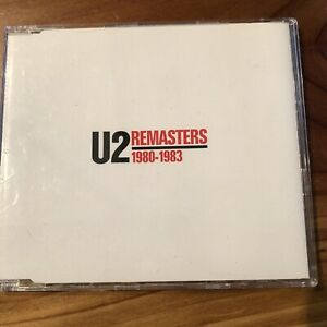 U2 - Remasters 1980-1983 CD Very Rare Promo. 6 Rare Tracks