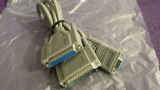 Vintage CB047-F Computer Cable RS232