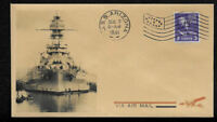 Pearl Harbor USS Arizona Collector Envelope Original Period 1941 Stamp *OP1055