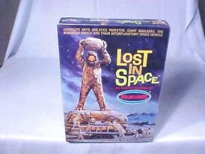 Polar Lights LOST IN SPACE No. 5032 ONE-EYED MONSTER NOS FACTORY SEALED 1998