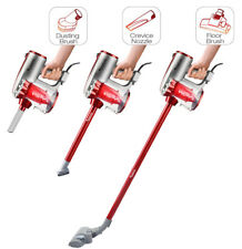 Turbotronic Corded Upright & Handheld Vacuum Cleaner Stick Cyclone +HEPA Filter