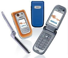 Original Unlocked Nokia 6267 2G GSM 3G UMTS 850 / 2100 AT&T Telstra Rogers etc