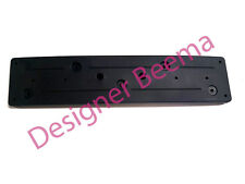 BMW 4' Series F32 F33 F36 GT Coupe Front Bumper Number Plate Holder (JS)