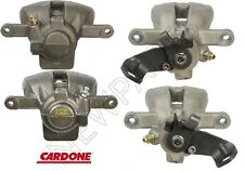 For Mini R55 R56 Cooper Rear & Front Brake Calipers Hardware Reman Cardone