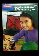 Lakeshore Hand Held Digital Microscope New Sealed