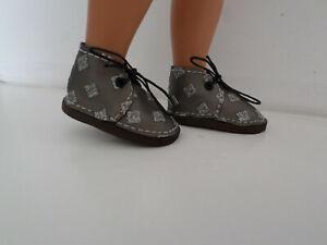 vêtement fait main compatible pour poupée corolle les chéries 33 cm chaussures,