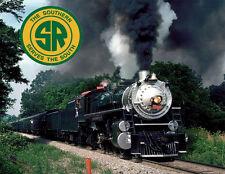 Southern Railway 4501 Train Sturdy Metal Sign Logo Photo