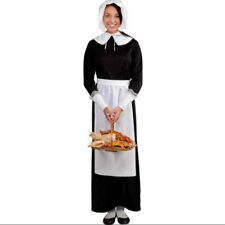 Thanksgiving Pilgrim Lady Womens Costume Accessory Kit Adult | FORUM NOVELTIES