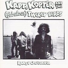 Kapt. Kopter & The (Fabulous) Twirly Birds [Bonus Tracks] by Randy California...