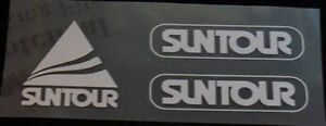 Suntour component decal set of 3 (sku727)