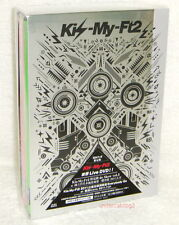 Kis-My-Ft2 de Show at Yoyogi National /Tour 2011 Everybody Go Taiwan Ltd 2-DVD