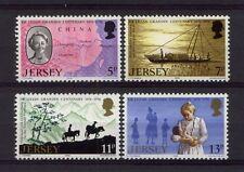 Jersey 1976 SG#164-7 Dr. Lillian Grandin MNH Set