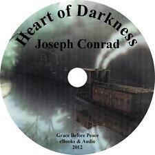 Heart of Darkness, Joseph Conrad Audiobook unabridged English Fiction 1 MP3 CD