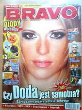 BRAVO 21/06 DODA,Akcent,Rihanna,Pink,Killerpilze,Fergie,Tokio Hotel,Evanescence