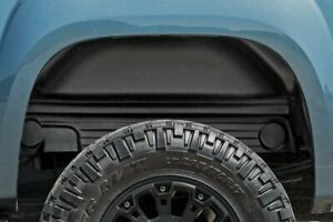 Rough Country Rear Wheel Well Liners (fits) 2007-2013 GMC Sierra | Pair