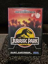 Jurassic Park Sega Mega Drive In OVP