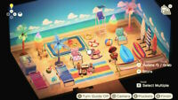 Animal : Crossing Beach Set